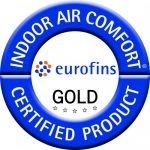 Eurofins gold KNAUF insulation