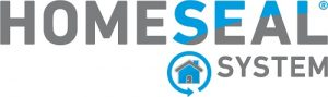 KNAUF Insulation, HOMESEAL sistemos logo